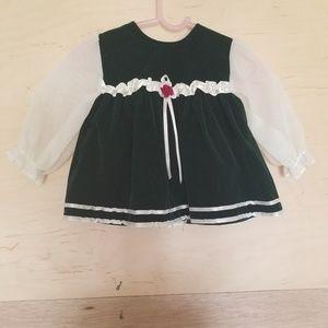 Vintage Jolene Holiday Dress